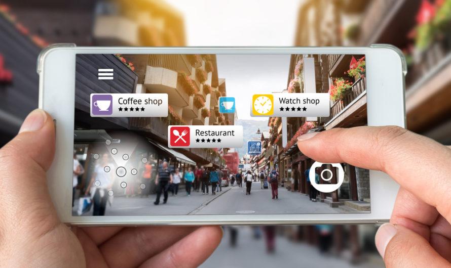 Augmented Reality: Welchen Einfluss hat sie auf den Einzelhandel?
